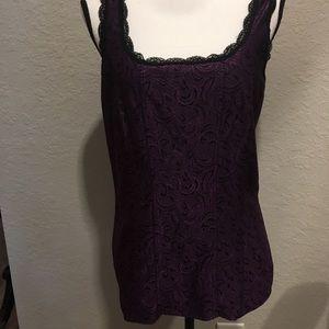 Stretch corset top